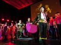 Kuva: Esa Melametsä 30.6.2010 Kokkola Snellman-saliKokkolan Oopperakesässä esitetään heinäkuussa Carmen - yksi maailman suosituimmista ja tunnetuimmista oopperoista. West Coast Kokkola Operan versio Carmenista on elävä esitys, jossa kohtaavat kapellimestari Sakari Oramo, huippusolistit, suuri orkesteri, aikuis- ja lapsikuorot sekä elokuva. Kuvassa Hannu Niemelä, Annika Mylläri, Hilary Summers.